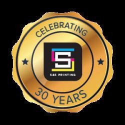 S&S-Printing-Baton-Rouge-Louisiana-custom-print-shop-30-year-seal